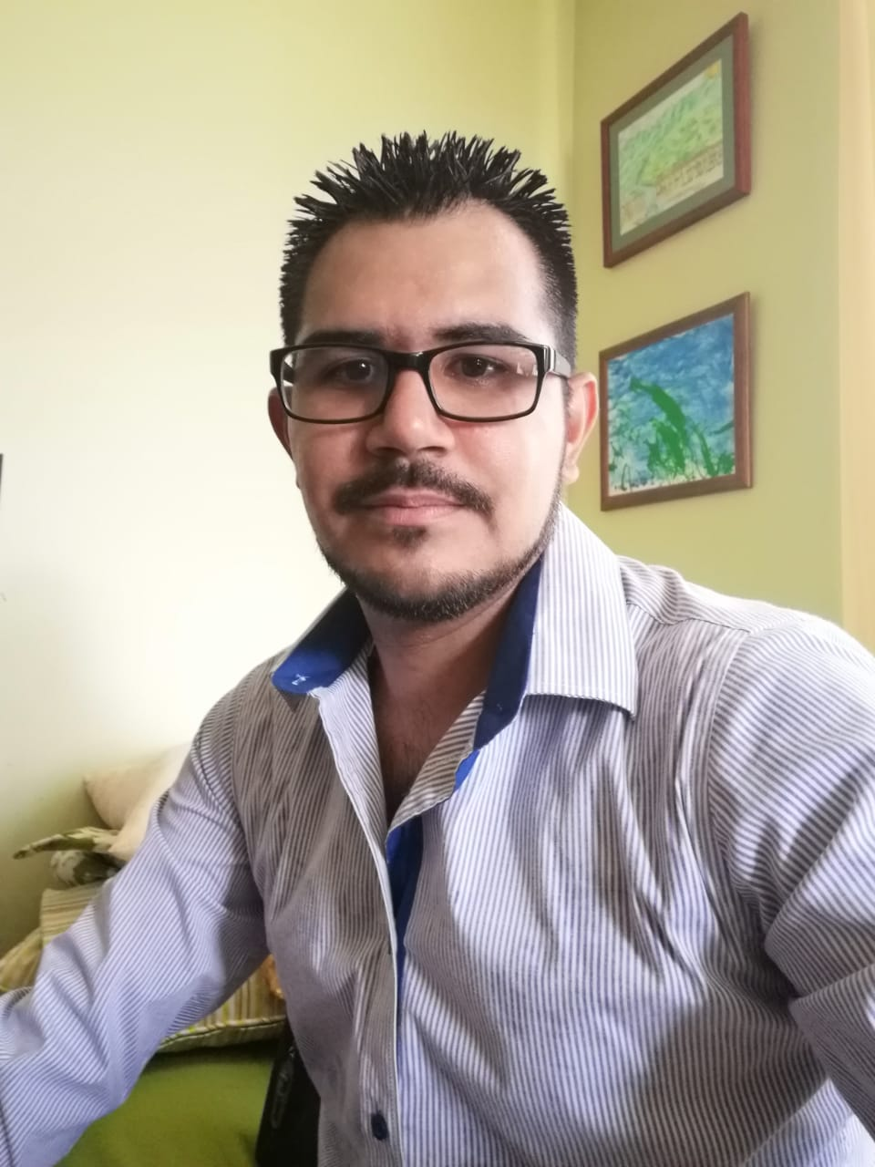 Ernesto Vindas Profesor de American English For Business